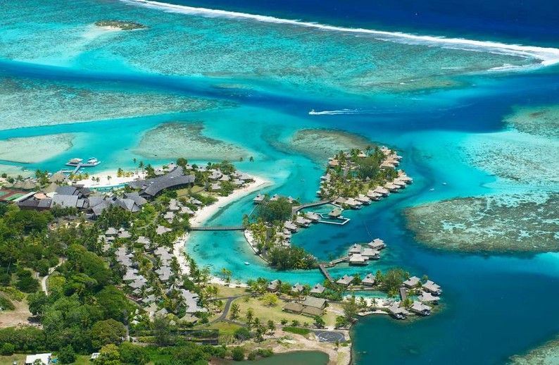 Mo Orea French Polynesia One Of The Best World